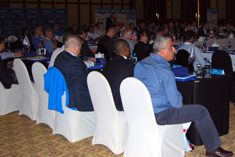 Ajman Conference 2016 Plenary Session